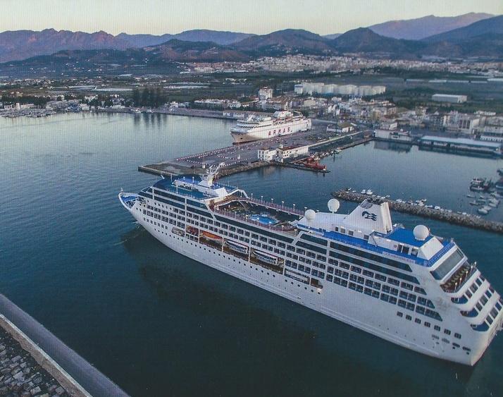 Hafen von Motril