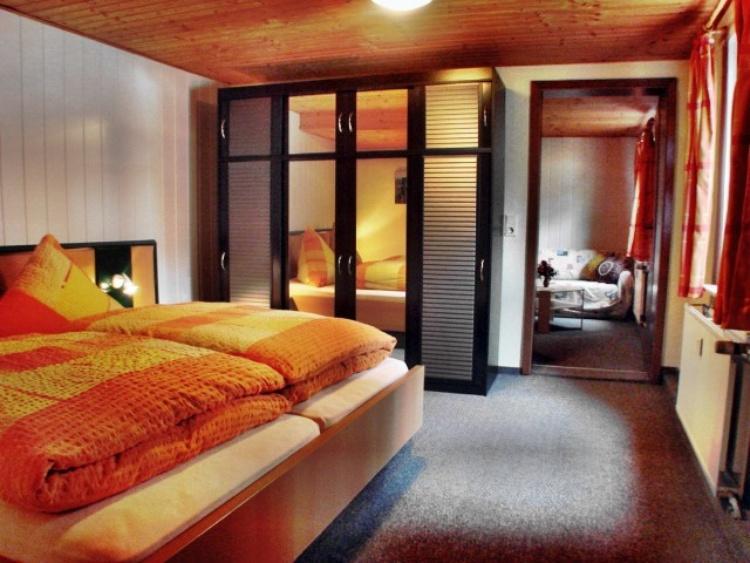 Schlafzimmer im FH