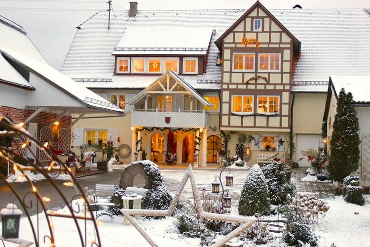 Weihnachts/Winterromantik in der Aumühle