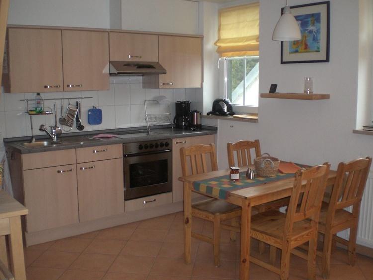 Wohnraum Küchenzeile