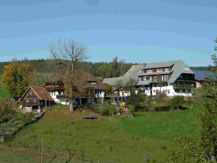 Farm in the Black Forest for your holidays
