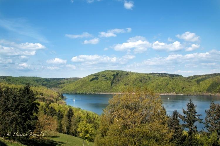 Edersee-Landschaft