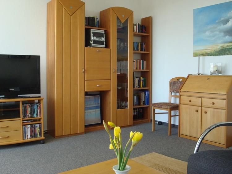 Wohnzimmer Medienecke