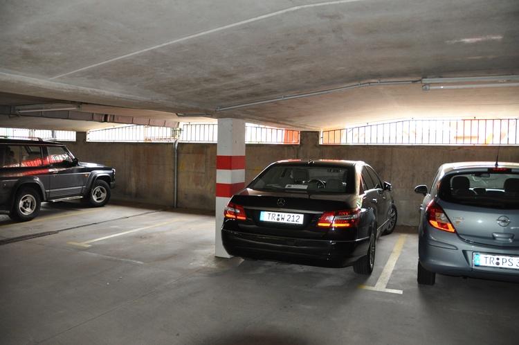 Tiefgaragenplatz #26
