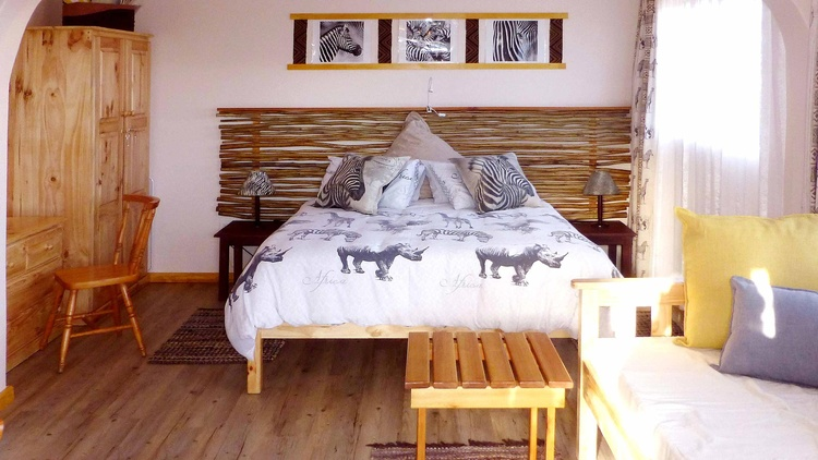 Zebra Family Room