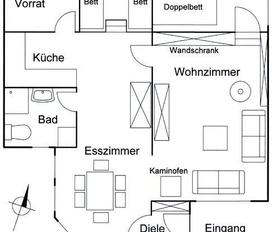 Unterkunft Üxheim-Niederehe