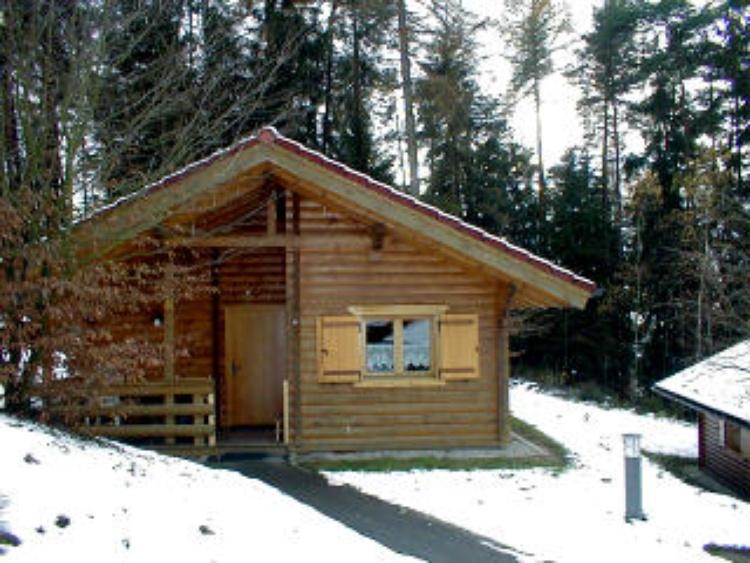 Oekoferienhaus 8 im Winter