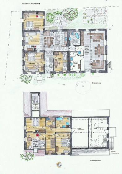 ground plans