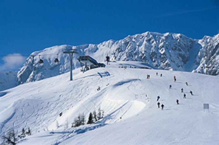 Ski area Nassfeld Hermagor