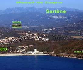 guesthouse Sartene