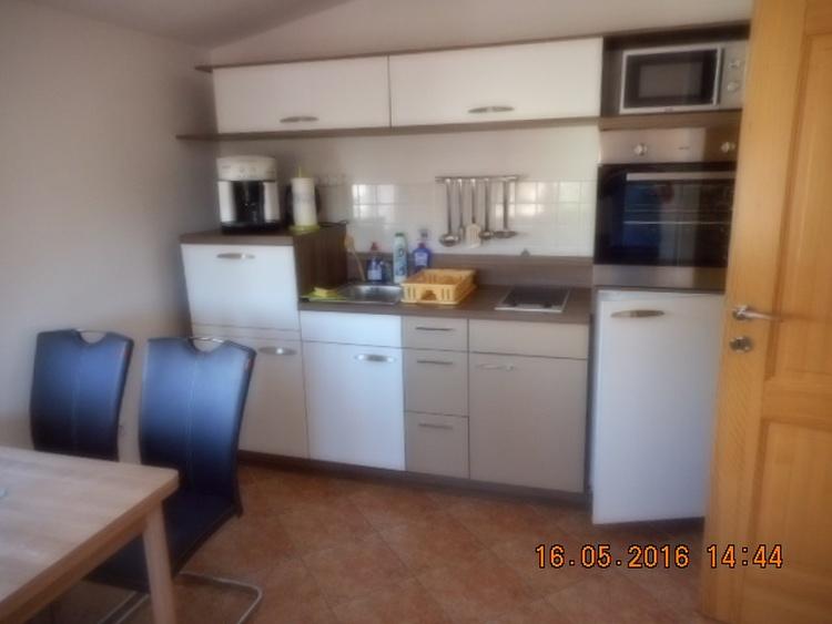 Küche Apartment 3