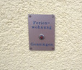 Appartement Gensingen