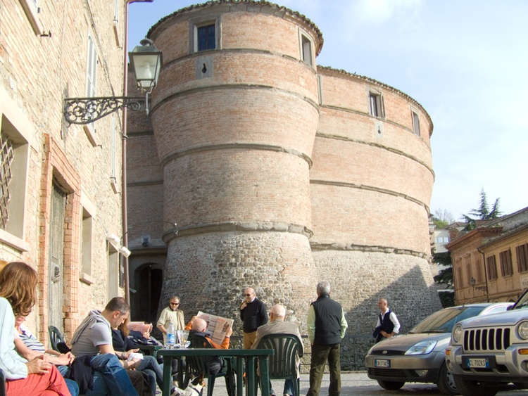 Rocca Ubaldinesca (Sassocorvaro)