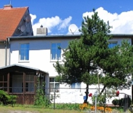 holiday home Seebad Ahlbeck