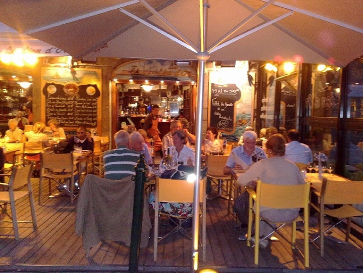 Plenty of good places to dine out in the area