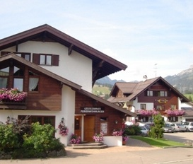 Pension Riezlern