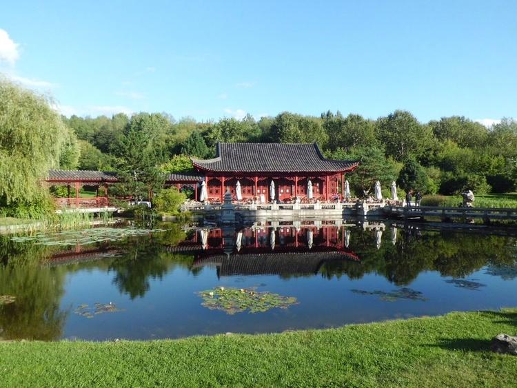 Gärten der Welt in Berlin-Marzahn