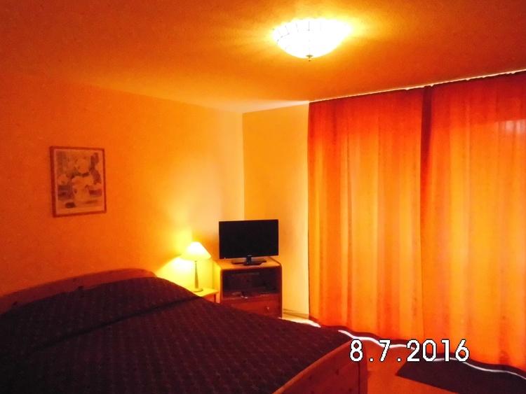 Apartment B mit Französischen Bett 160 x 2,00