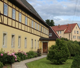 accommodation Gohrisch OT Cunnersdorf