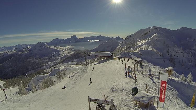 Ski Urlaub  Langlaufen  Wintersport  4 Edelweiß  4 Sterne kategorisiert Österreich Kärnten See Nassf