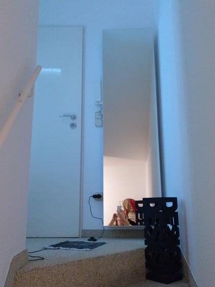 Eingangsbereich, Ebene 3