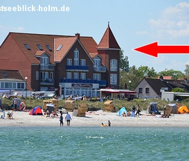 accommodation Schönberger Strand