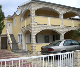 apartment VIR, Insel Vir, Miljkovica IX/26